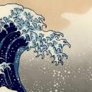 Katsushika Hokusai – Velká vlna