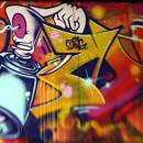 Graffiti okem LensBaby