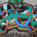 Vsetín garage art 11-12