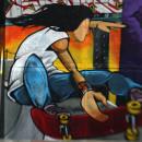 Street Art okem Lensbaby – 02
