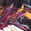 FULLCOLOR GRAFFITI #1 – Bordeaux SkatePark